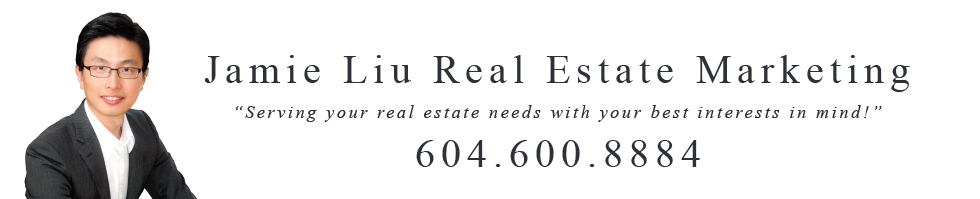 Jamie Liu: Leading Edge Real Estate Marketing 604.771.2037